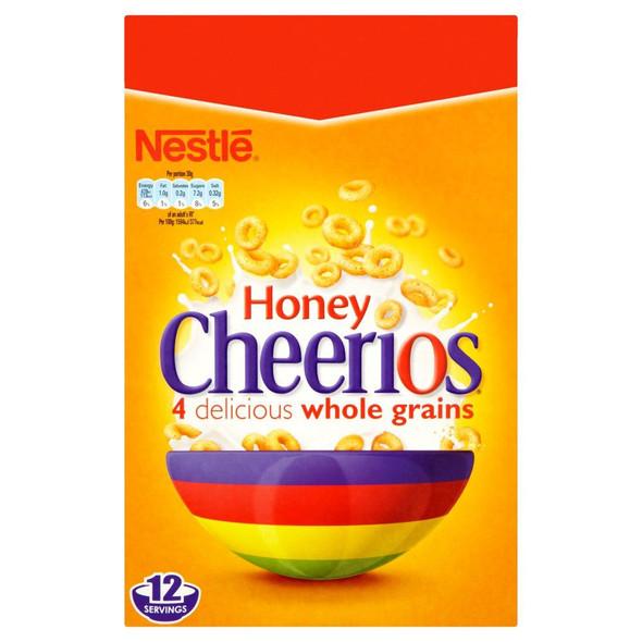 Nestle Honey Cheerios - 375g - Single Pack (375g x 1 Box)