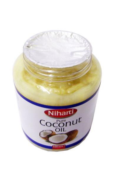 Niharti - Pure Coconut Oil - 500ml
