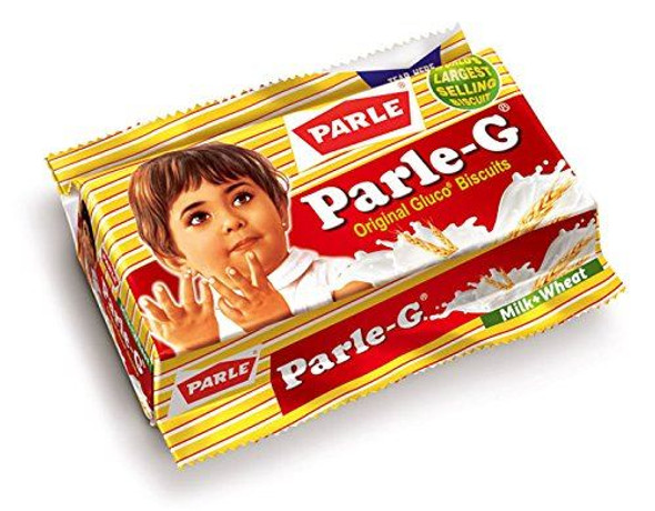 Parle-G Biscuits - (pack of 24) - 80g per pack