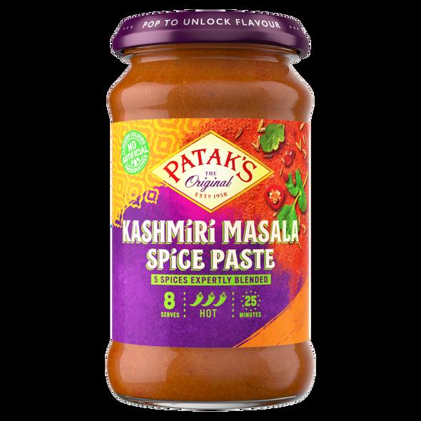Patak's Kashmiri Masala Paste - 295g (pack of 2)