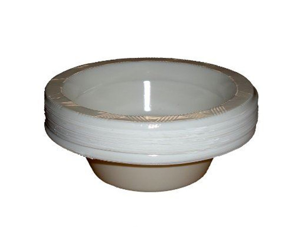 Plastic Bowls (200cc - 5oz) 100's