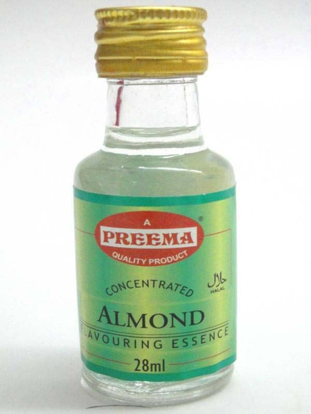 Preema Almond Flavouring Essence - 28ml