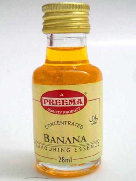 Preema Banana Food Flavouring - 28ml