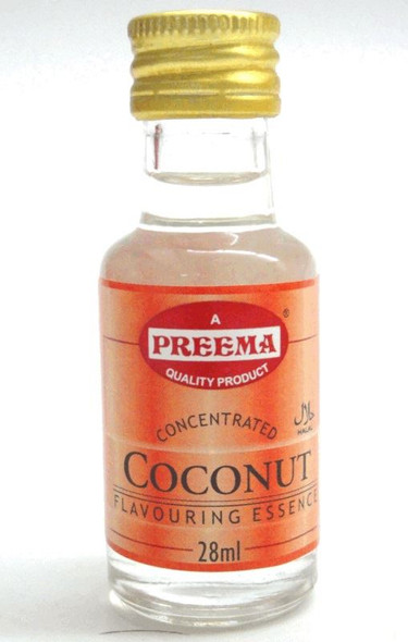 Preema Coconut Flavour Essence - 28ml
