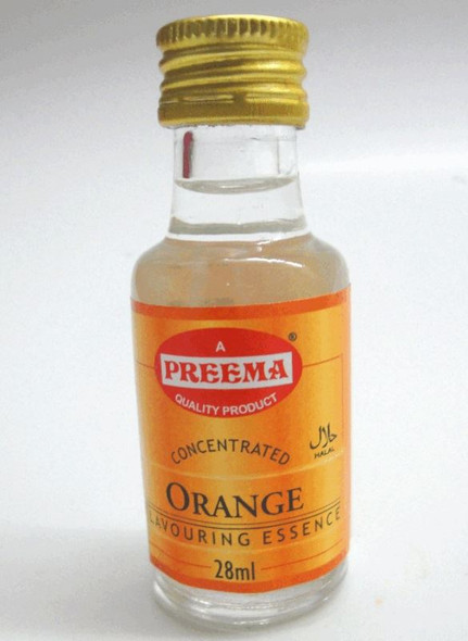 Preema Orange Flavouring Essence - 28ml