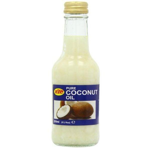 KTC Pure Coconut Oil - 250ml
