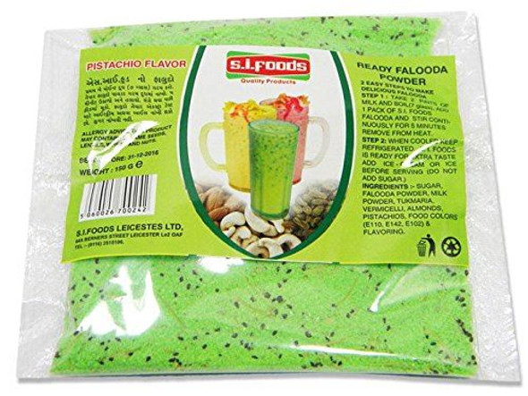 Ready Pistachio Flavour Falooda Powder - 150g