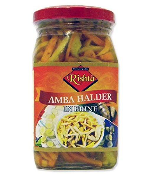 Rishta - Amba & Halder (fresh turmeric ) in Brine