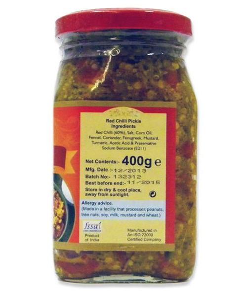 Rishta - Red Chilli Pickle