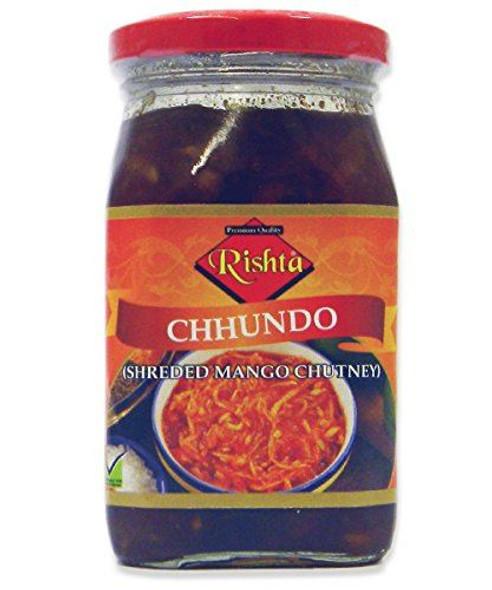 Rishta - Shredded Mango Chutney (chhundo)
