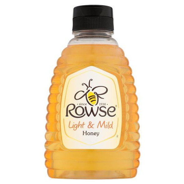 Rowse Light And Mild Honey - 340g