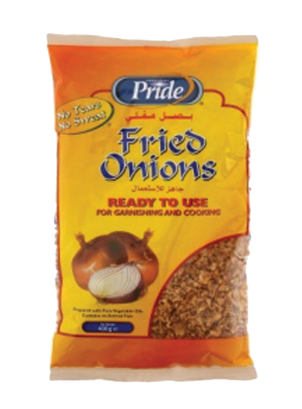 Pride - Fried Onions Ready To Use - 400g