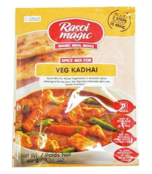 Rasoi Magic - Veg Kadhai - 50g