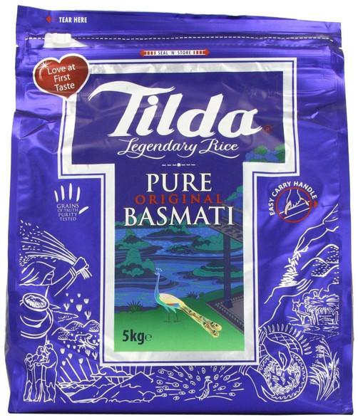 Tilda Pure Basmati Rice - 5kg