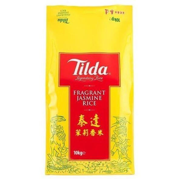 Tilda Thai Jasmine Rice - 10KG