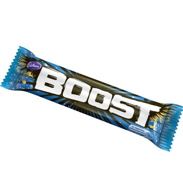 Cadburys Boost Duo - Pack of 12 (48g x 12 Bars)