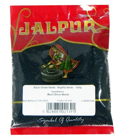 Jalpur Black Onion Seeds - 100g