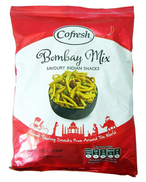 Cofresh Bombay Mix Pack of 6 -6 x 325g