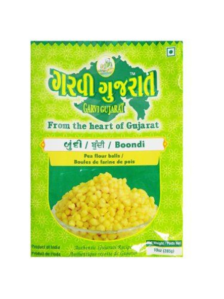 Garvi Gujarat - Pea Flour Balls (Boondi) - 285g (pack of 3)