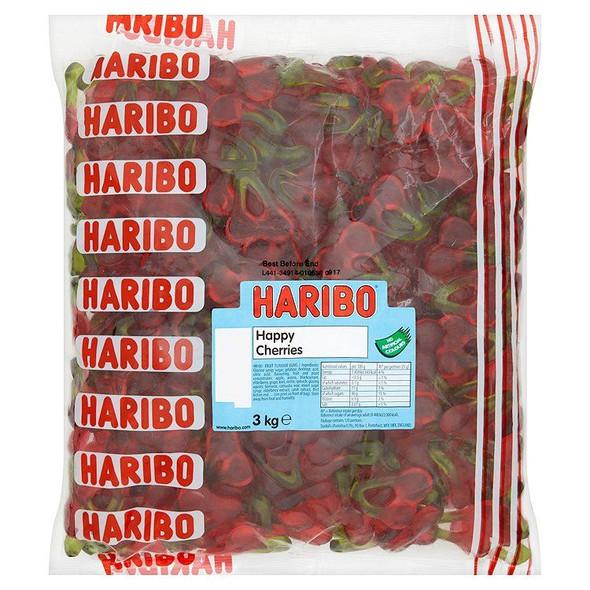 Haribo Happy Cherries - 3kg