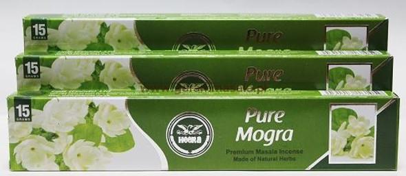 Heera - Pure Mogra - 15g each (Pack of 12)