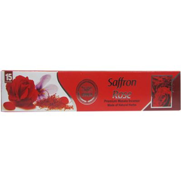 Heera - Saffron Rose - 15g each (Pack of 12)