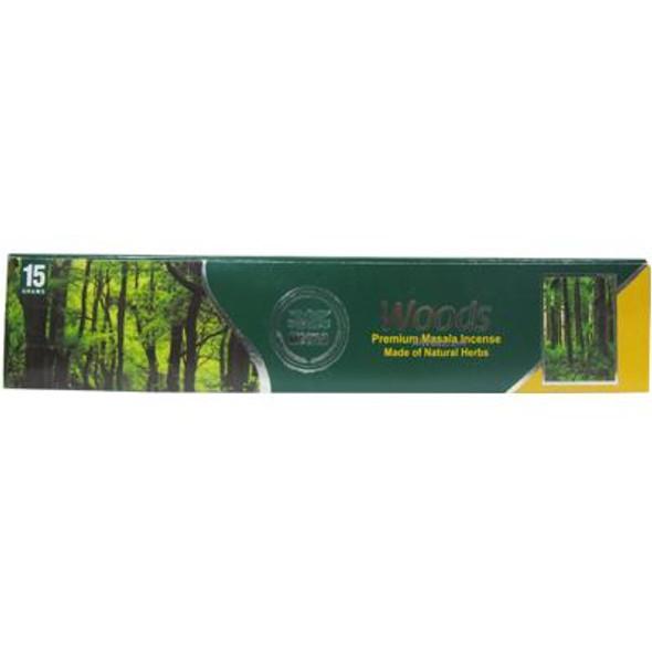 Heera - Woods - 15g each (Pack of 12)