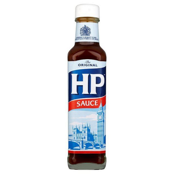 HP Brown Sauce - 255g - Pack of 2 (255g x 2)