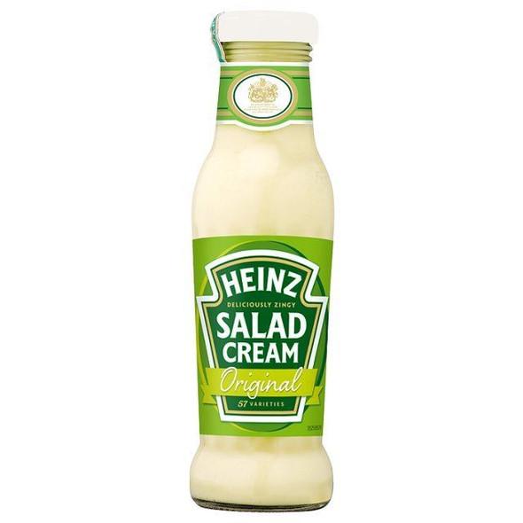 Heinz Salad Cream - 285g - Pack of 2 (285g x 2)