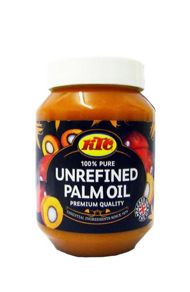 KTC Unrefined Palm Oil 500ml x 2 Jars