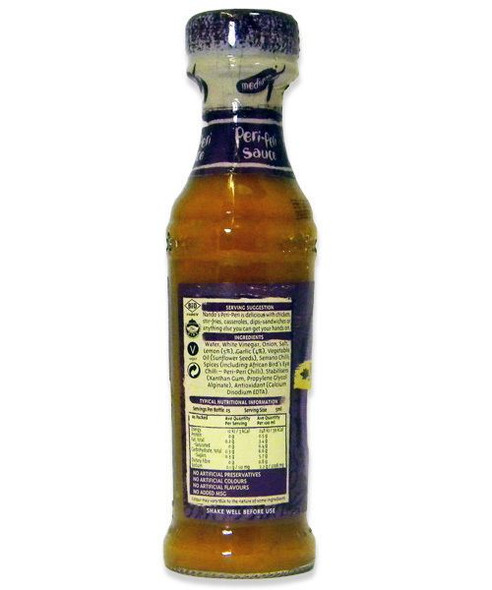Nando's - Garlic Peri-Peri Sauce 125ml (pack of 2)