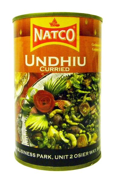 Natco - Undhiu Curry - 450g (pack of 4)