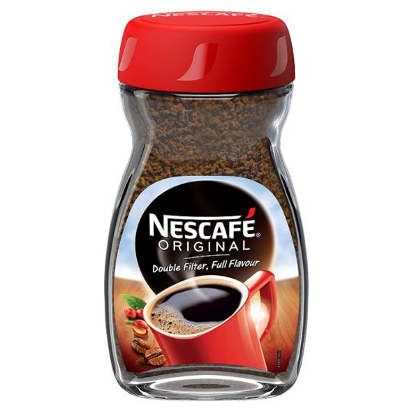Nescafe Original Instant Coffee - 100g - Pack of 4 (100g x 4)