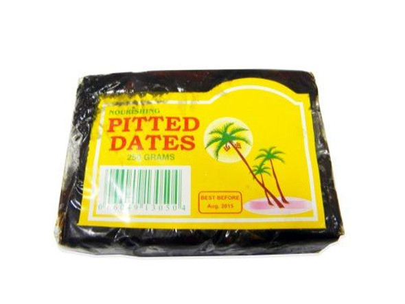 Pitted Dates - 250g x 3