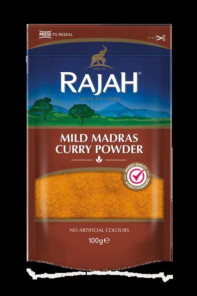 Rajah - Mild Curry Powder - 100g