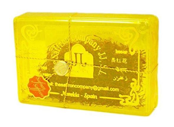 Saffron Pure Spanish 4g (Azafran) Pack Of 2