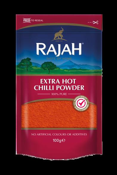 Rajah - Extra Hot Chilli Powder - 100g