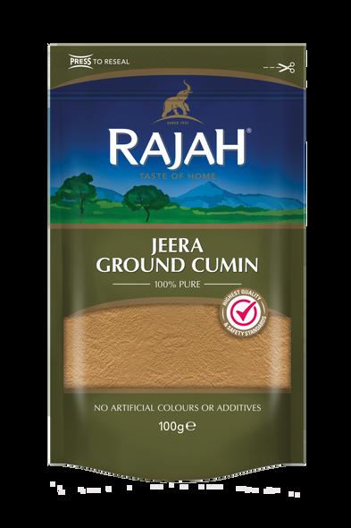 Rajah - Cumin Powder (Jeera Powder) - 100g
