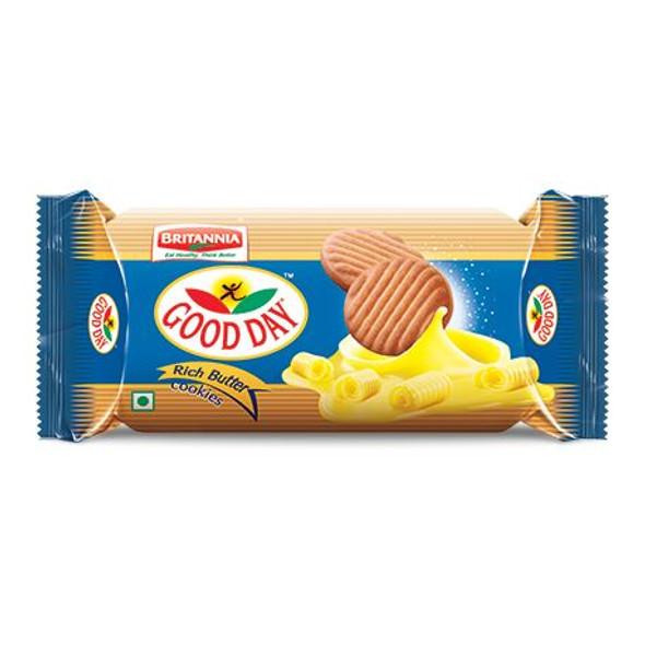 Britannia - Butter Cookies - 90g (Pack of 6)