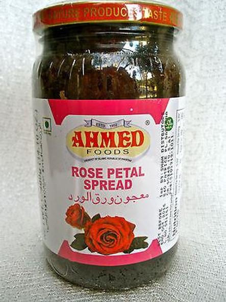 Ahmed Foods - Rose Petal Spread (Gulkand) - 400g