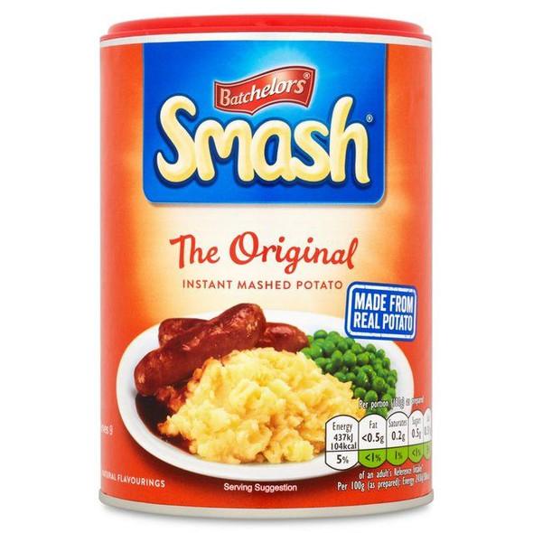 Batchelors - Smash The Original Instant Mashed Potato - 280g (Pack of 2)