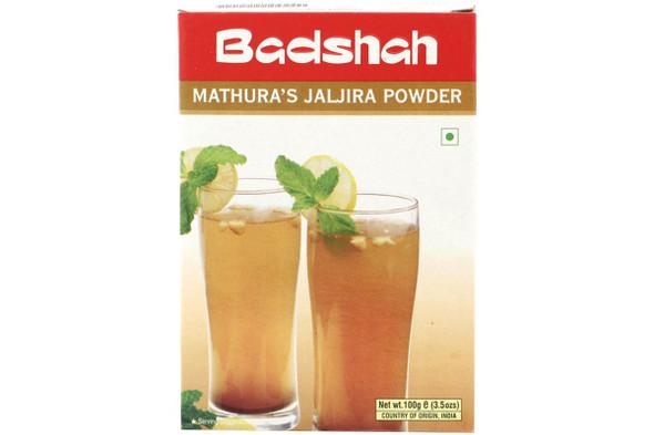 Badshah - Mathura's Jaljira Powder - 100g (Pack of 2)