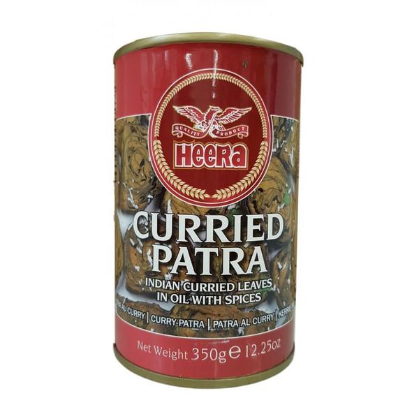 Heera - Curried Patra - 350g (Pack of 4)