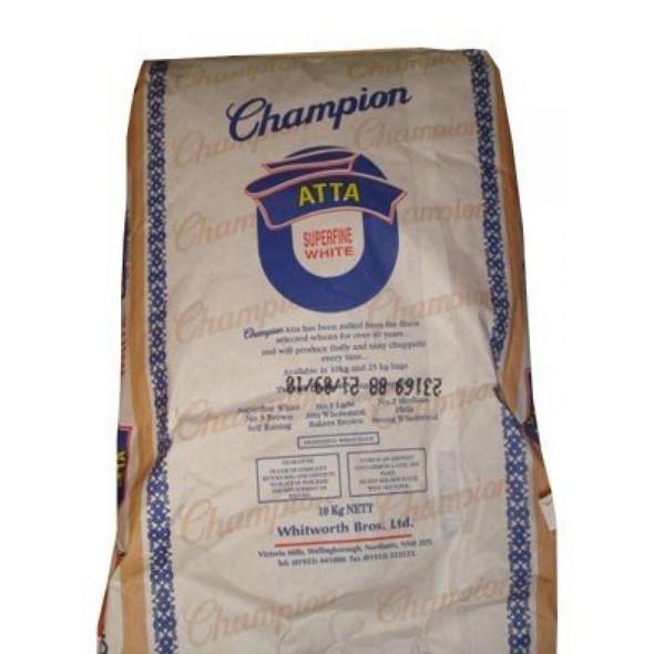 Champion Atta - Superfine - 10kg