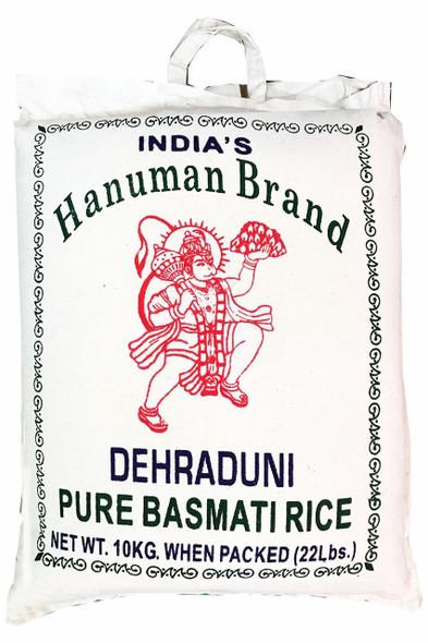Hanuman - Dehradun Basmati Rice - 10kg
