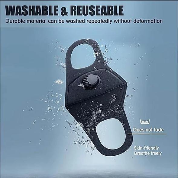 Reusable Air Flow Respirator Mask