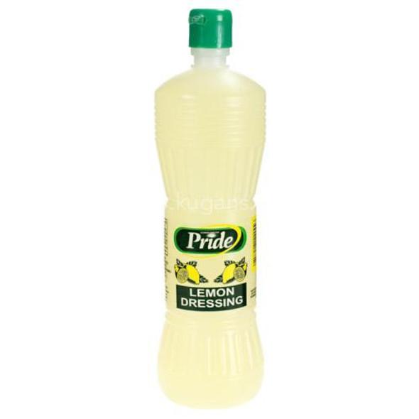 Pride Lemon dressing - 400ml