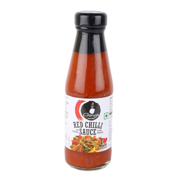 Chings Red Chilli Sauce - 200g