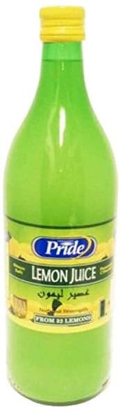 Pride Lemon juice - 1L
