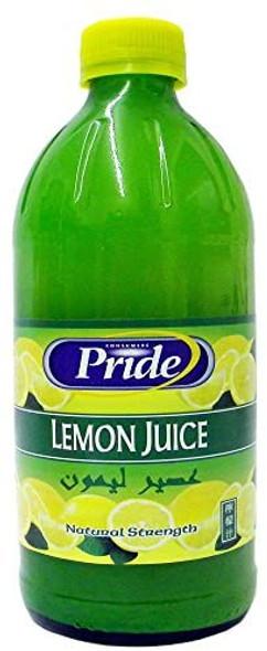 Pride Lemon juice - 500ml